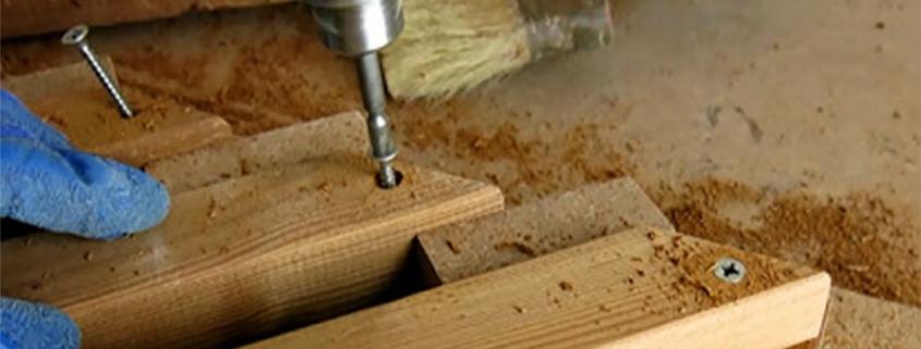 توصیه هایی برای استفاده بهتر از پیچ چوب خودکار